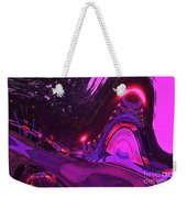Abstract Street Scene Weekender Tote Bag
