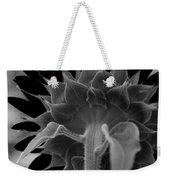 Abstract Sunflower Weekender Tote Bag