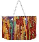 Abstract Sunset Over Tuscany  Weekender Tote Bag