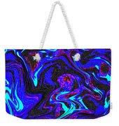 Abstract Swirl Art Weekender Tote Bag