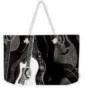 Abstract Taylor Guitars Weekender Tote Bag