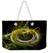 Abstract - The Ring Weekender Tote Bag