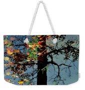 Abstract Tree Weekender Tote Bag