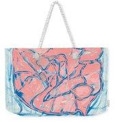 Abstract Us Weekender Tote Bag