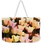 Abstracted Tulips Weekender Tote Bag