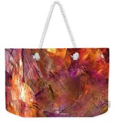 Abstraction  0273 Marucii Weekender Tote Bag