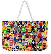 Abstraction 0449 Marucii Weekender Tote Bag