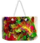Abstraction 0492 Marucii Weekender Tote Bag