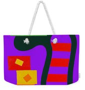 Abstraction 230 Weekender Tote Bag