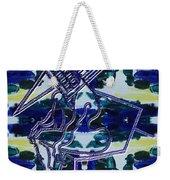 Abstraction 231 Weekender Tote Bag