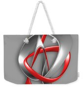 Abstraction 458-09-13 Marucii Weekender Tote Bag
