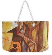 Abstraction 486-10-13 Marucii Weekender Tote Bag