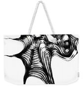 Abstraction 492-10-13 Maruci Weekender Tote Bag