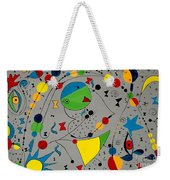 Abstraction 575 - Marucii Weekender Tote Bag
