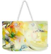 Abstraction 585-11-13 Marucii Weekender Tote Bag