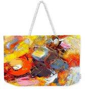 Abstraction 586-11-13 Marucii Weekender Tote Bag