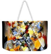 Abstraction 596-11-13 Marucii Weekender Tote Bag