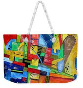 Abstraction 599-14 - Marucii Weekender Tote Bag