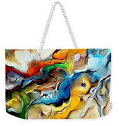 Abstraction 600-11-13 Marucii Weekender Tote Bag