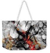 Abstraction 664 - Marucii Weekender Tote Bag