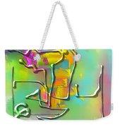 Abstraction 702 -marucii Weekender Tote Bag