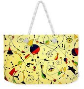 Abstraction 754 - Marucii Weekender Tote Bag