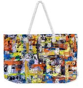 Abstraction 759 - Marucii Weekender Tote Bag