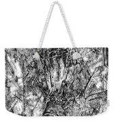 Abstraction B-w 0554 - Marucii Weekender Tote Bag