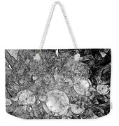 Abstraction B-w 0572 - Marucii Weekender Tote Bag
