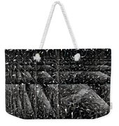 Abstraction Weekender Tote Bag