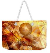 Abstraction072-13 Marucii  Weekender Tote Bag