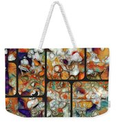 Abstractionnel -29a02 Weekender Tote Bag