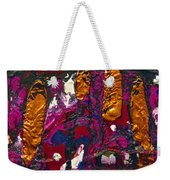 Abstracts 14 - The Deep Dark Woods Weekender Tote Bag