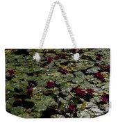 Abundance In Crimson  Weekender Tote Bag