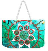 Abundance Money Magnet - Healing Art Weekender Tote Bag