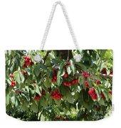 Abundant Cherries Weekender Tote Bag