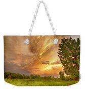 Abyss In The Sky Weekender Tote Bag