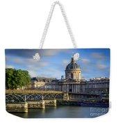 Acadamie Francaise Weekender Tote Bag