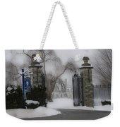Academy Of Notre Dame - School For Girls Weekender Tote Bag