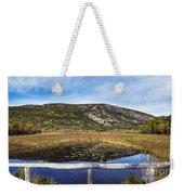 Acadia  Autumn Weekender Tote Bag