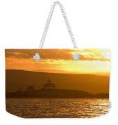 Acadia Lighthouse  Weekender Tote Bag