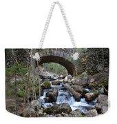 Acadia National Park Bridge Weekender Tote Bag
