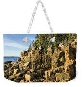 Acadia Seascape Weekender Tote Bag
