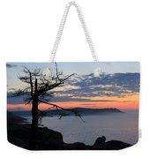 Acadia Sunrise 2 Weekender Tote Bag