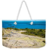 Acadia Views Weekender Tote Bag