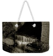 Acadia Waterfall Weekender Tote Bag
