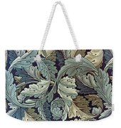 Acanthus Leaf Design Weekender Tote Bag