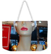 Accent Necklace Weekender Tote Bag