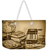 Accountant - It's All About The Numbers Weekender Tote Bag