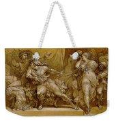 Achilles And Briseis Weekender Tote Bag